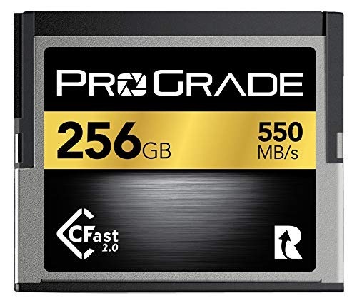 ProGrade Digital CFast 2.0 Memory Card (256GB)
