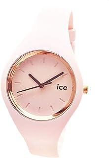 [アイスウォッチ]ICE WATCH レディース 38ミリ アイスグラム パステル ピンク シリコン ICE.GL.PL.S.S.14 腕時計 [並行輸入品]