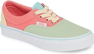 Vans ERA (Color Block) Strawberry Pink/True White Youth