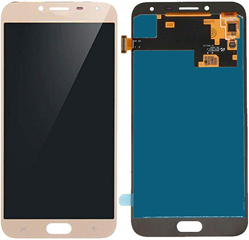 Yunbox299 Fits For Samsung Galaxy J4 Mobile Phone Phone Screen Replacement LCD Touch Screen Digitizer Parts For Samsung Galaxy J4 2018 J400M J400F J400G Golden