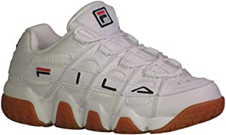 Fila Women's Uproot Fashion Sneakers White Navy/Gum