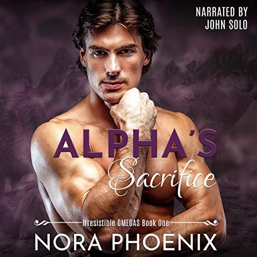 Alpha's Sacrifice: An MMMM Mpreg Romance  By  cover art