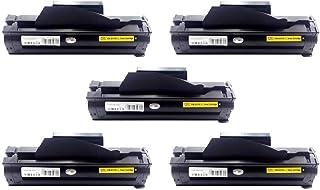 Kit 05 toner compatível Samsung Mlt-d111s M2020 M2020fw M2020w M2070