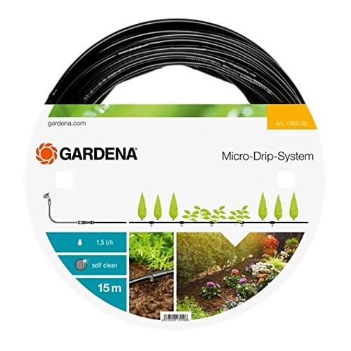 "Claber micro-irrigation ligne principale 1//4/"" polyéthylène alimentation tube 5m"