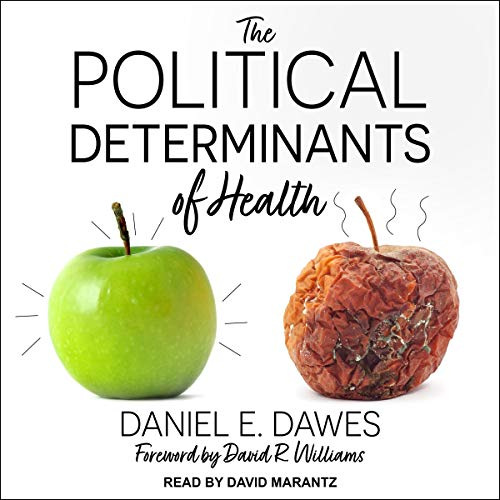The Political Determinants of Health cover art