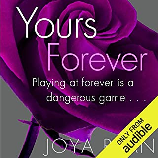 Yours Forever audiobook cover art