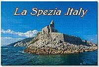 BEI YU MAN.co イタリアラ・スペツィア城大人のためのジグソーパズル子供1000ピースギフトのための木製パズルゲーム家の装飾特別な旅行のお土産