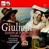 Giuliani: Country Dances, Etudes and Rossiniana