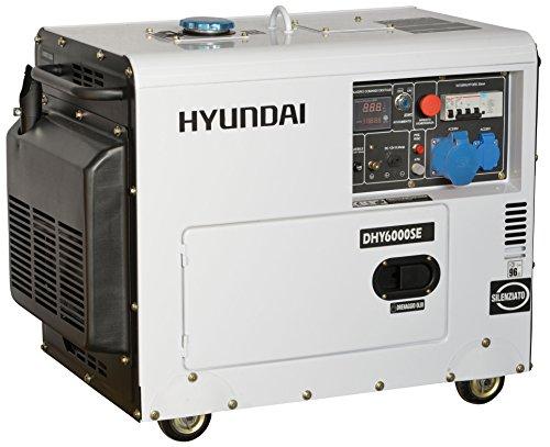 Generadores Electricos Diesel Marca HYUNDAI