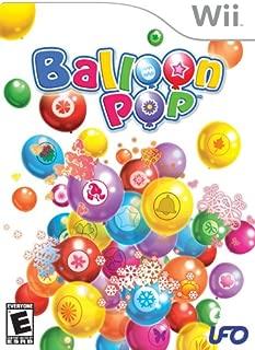 balloon pop wii game