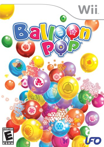 Pop Balloon Dogs Puzzle Games