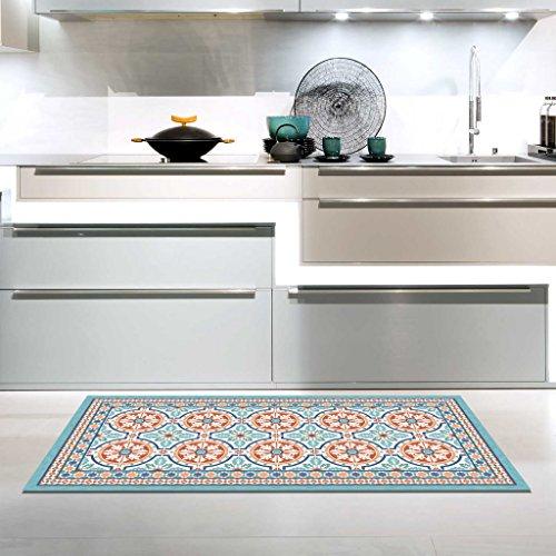 Vilber, Gran Chef Tanger, Vinyl-Teppich, Maße: 75 x 180 cm