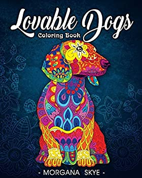 Best adult coloring book dogs Reviews