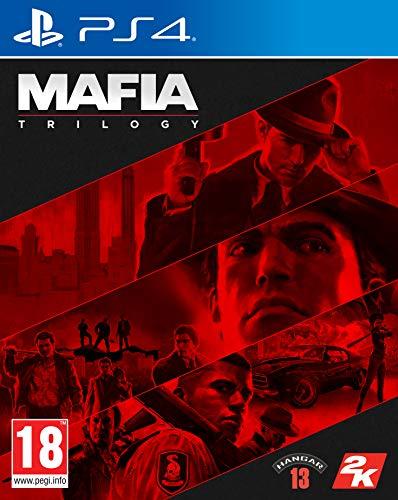 Mafia Trilogy (PS4) [Español, inglés, italiano, francés, alemán]
