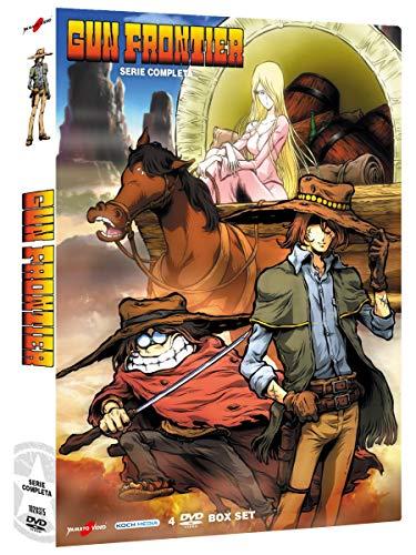 Gun Frontier (4 DVD)