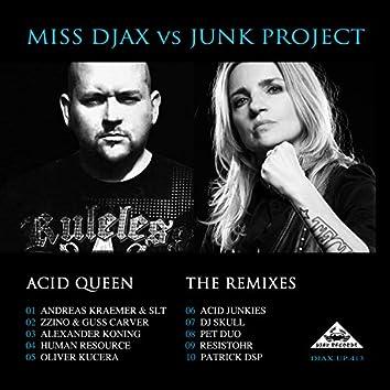 Acid Queen - The Remixes