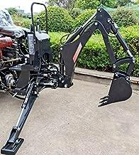 hydraulic tractor attachments