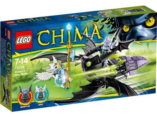 LEGO Legends of Chima 70128 - Braptors Fledermaus-Flieger