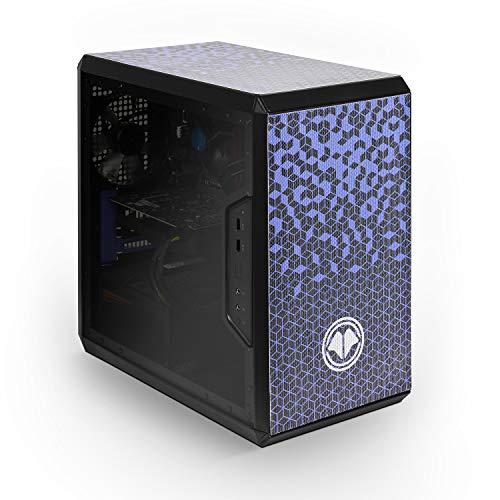 MILLENIUM Quinn PC - Ordenador de Sobremesa Gaming (Intel Core I5 10400F, DDR4 16GB, HDD 1TB + SSD 240GB, Nvidia GTX 1660 Super 6GB, Windows 10)