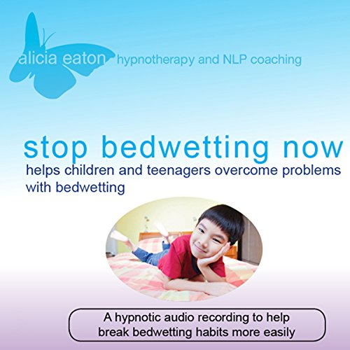 Stop Bedwetting Now cover art
