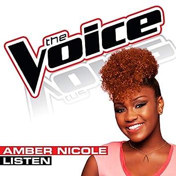 Listen (The Voice Performance)