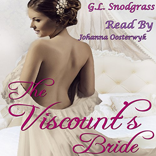 The Viscount's Bride audiobook cover art