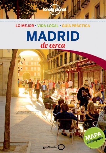 Madrid De cerca 3 (Guías De cerca Lonely Planet) [Idioma