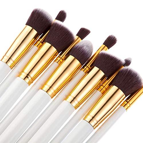 MPKHNM 10 5 big 5 petite brosse de maquillage set outils de beauté portables haute qualité manche en bois brosse de maquillage big buy 2 ensembles à envoyer 1 set