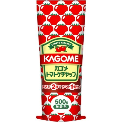 カゴメ トマトケチャップ 500g ×20個