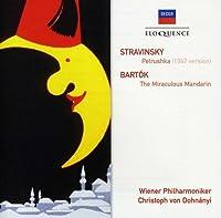 Petrushka / Bartok - Miraculous Mandarin by Christoph VonDohnanyi (2004-10-18)