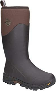 Muck Boots Mens Men's Arctic Ice Tall Extreme Conditions Sport Boot Brown Size UK 6 EU 39/40