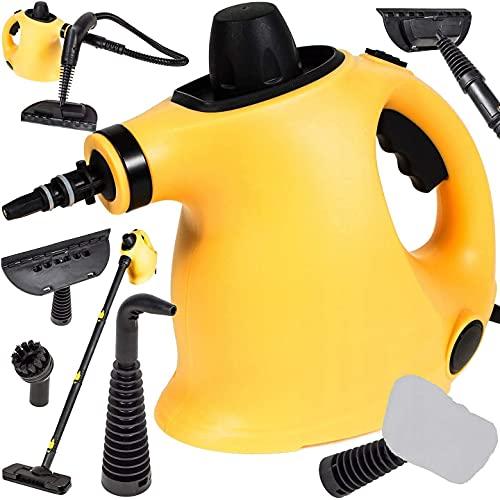 Handdampfreiniger 3500 Dampfreiniger Dampfente Steam Cleaner Dampfbesen Dampfmob Handdampfreiniger Dampfreinigungsgerät