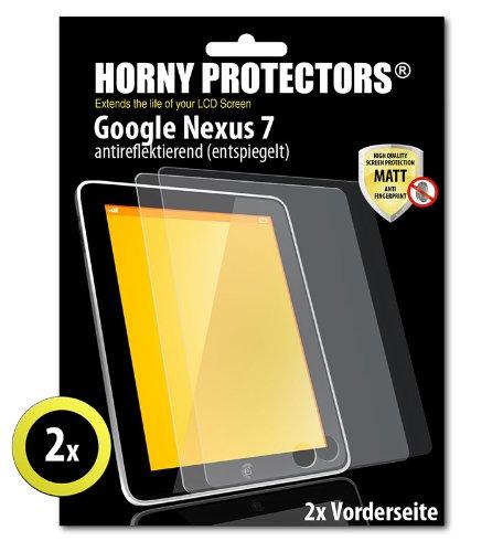 HORNY PROTECTORS 8041A Schutzfolie für Google Nexus 7