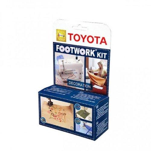 Toyota FWK-CCA40 accessoireset voor decoratief naaien met RS-modellen
