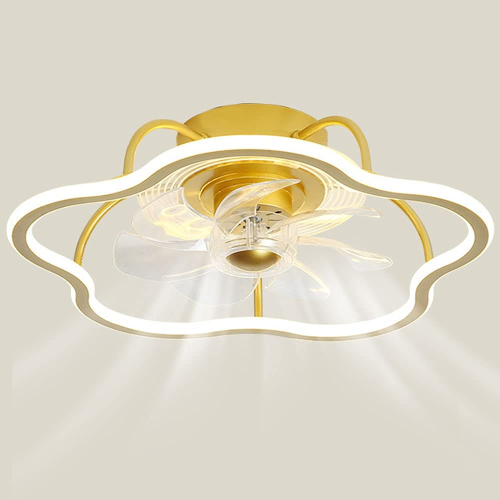 Johnny Bedroom Ceiling Lamp Fan Luxury Max 78% OFF Eye Mute Light Protection