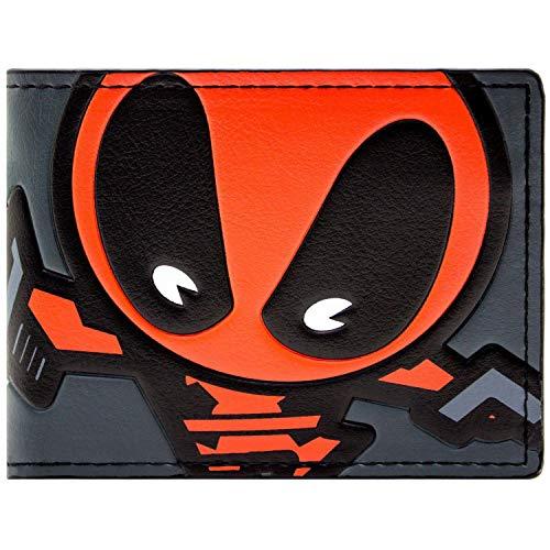 Marvel Deadpool Karikatur Mehrfarbig Portemonnaie Geldbörse