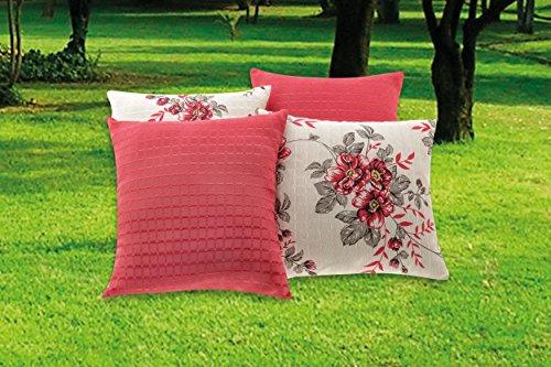 Almofadas Decorativas Bia Enxovais Vermelho Tecido
