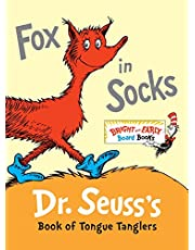 Seuss, D: Fox in Socks: Dr. Seuss's Book of Tongue Tanglers (Bright and Early Board Books)