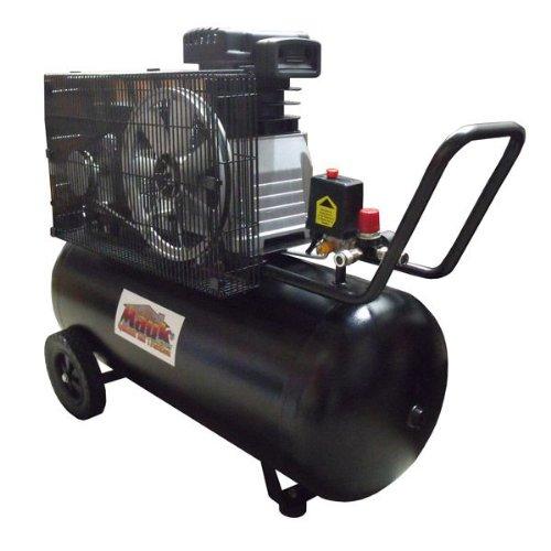 Mauk Druckluft Kompressor 90 l Riemenantrieb