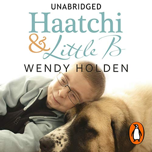 Haatchi and Little B cover art