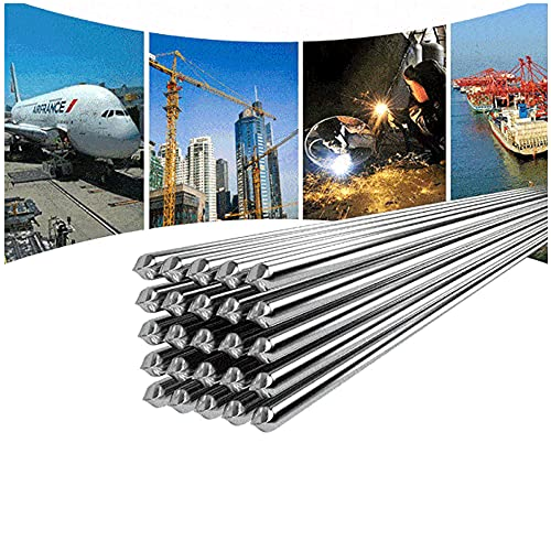 Welding Rods Simple Solution Now Aluminum Arc Welding Equipment Accessories Rods Make Your Repair Stronger Than Parent Metal Every Time