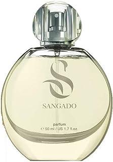 SANGADO Lavanda y Vainilla Perfume para Mujeres Larga Duración de 8-10 horas Olor Lujoso Oriental Amaderada Francesas ...