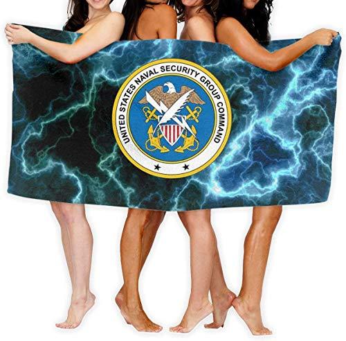 YF-SURINA Grupo de baño Towelus Armada Naval Comando de Seguridad de gran tamaño de playa toallas de baño de algodón