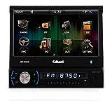Gelhard GXD950 Bluetooth RDS-Autoradio mit 7'TFT USB SD/MMC MP4/MP3/WMA Fernbedienung 200 Watt