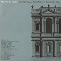 Music Played on the Virginal by Stewart Robb