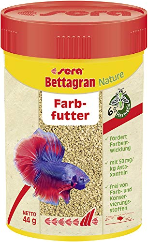 sera Bettagran Nature Farbfutter, 2 x 100 ml