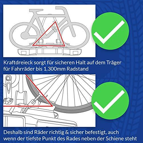 Westfalia Erweiterung 3. Fahrrad - 6