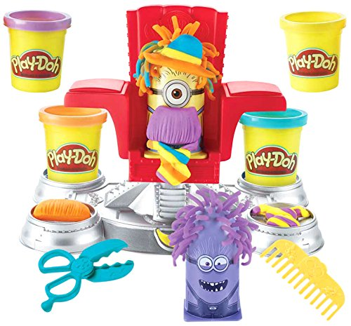 Play-Doh - B0495eu40 - Incolla At Modeler - The Hairdresser Serventi