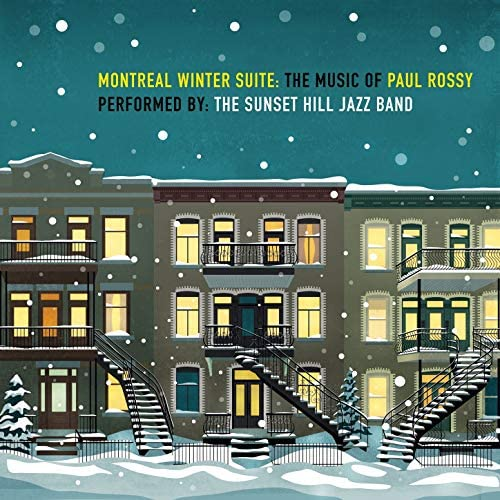 Paul Rossy & The Sunset Hill Jazz Band