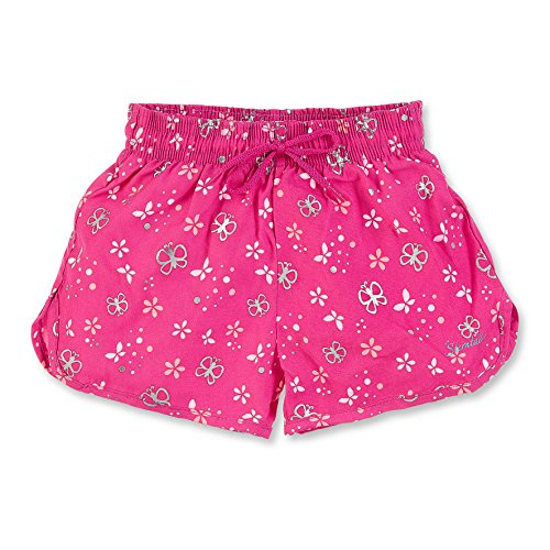 Sterntaler Kinder Mädchen Badepanty mit Windeleinsatz, UV-Schutz, Alter: 2-3 Jahre, Größe: 86/92, Pink